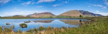 Skiddaw Blencathra Panoramic print