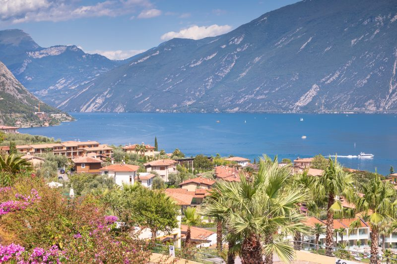 Lake Garda print