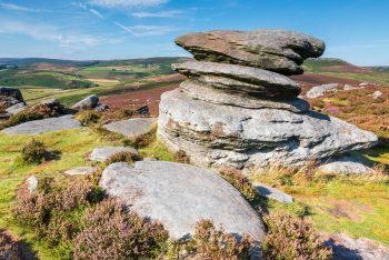 Over Owler Tor Rocks